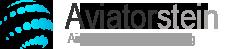 Aviatorstein Logo
